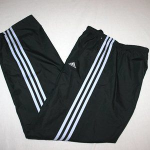 Adidas Wind Rain Track Pant Lined Women M Black
